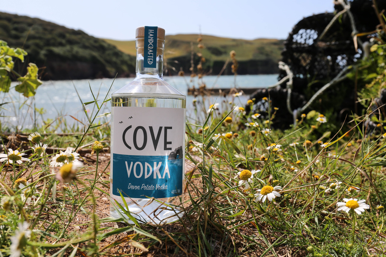 Cove Vodka Hope Cove