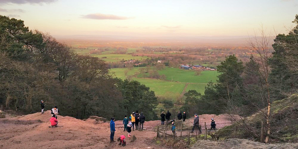 Alderley Edge Cheshire