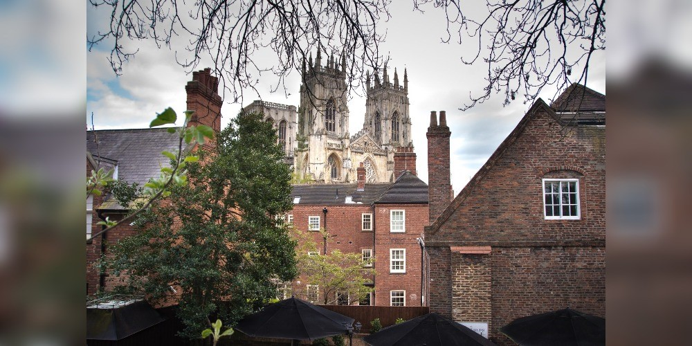 Minster Views - Lamb and Lion