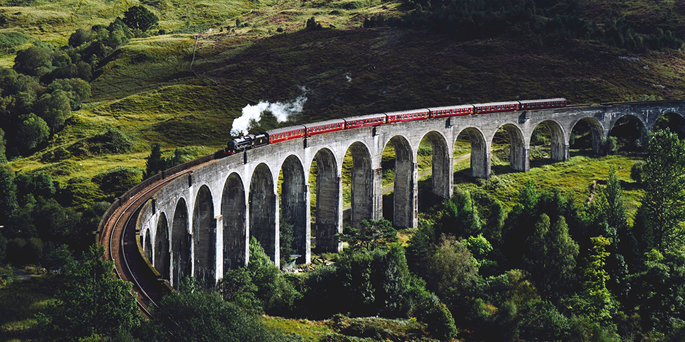 Tailor Made Rail's Grand Tour of Scotland