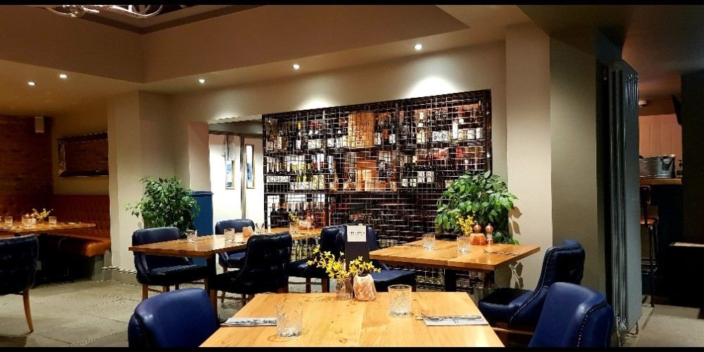 RESTAURANT RECOMMENDATION | Tomahawk Steakhouse, Husthwaite 99