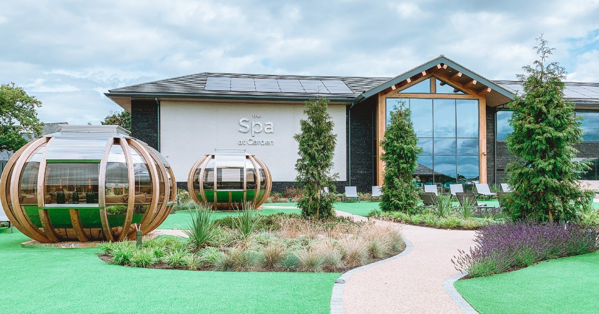 RECOMMENDATION | The Spa at Carden Park Hotel, Chester 105
