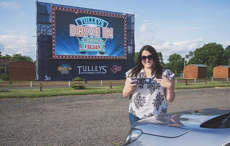 REVIEW | Tulleys Drive In Cinema 54