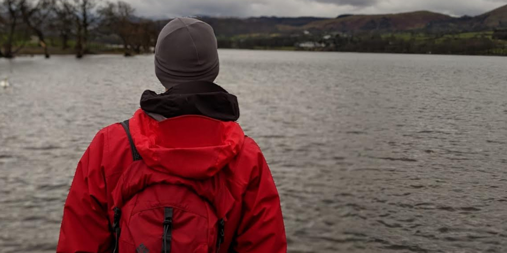 Girl About The Lake District