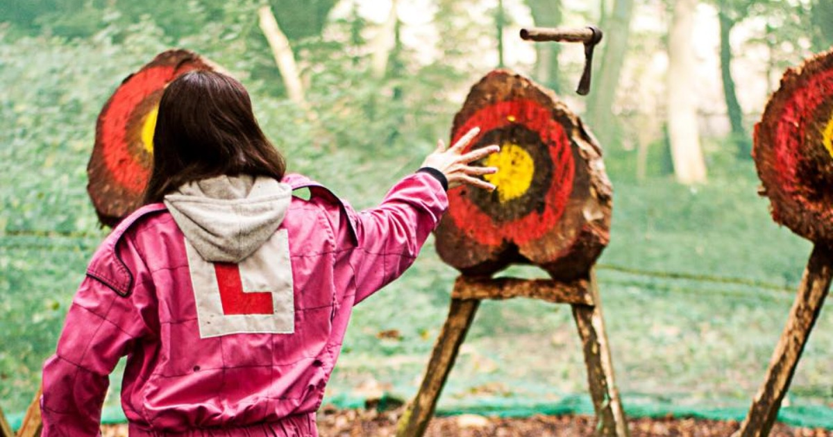 Axe Throwing in Yorkshire & the Lake District 106