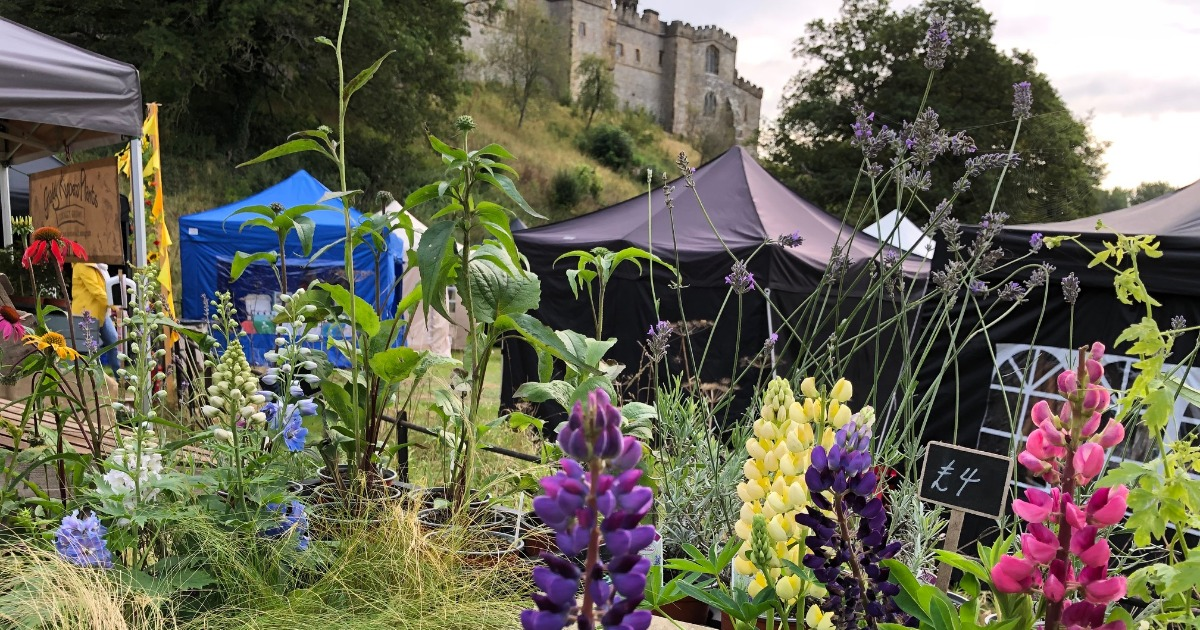 REVIEW of Mercatum Artisan Market at Haddon Hall, Derbyshire 12
