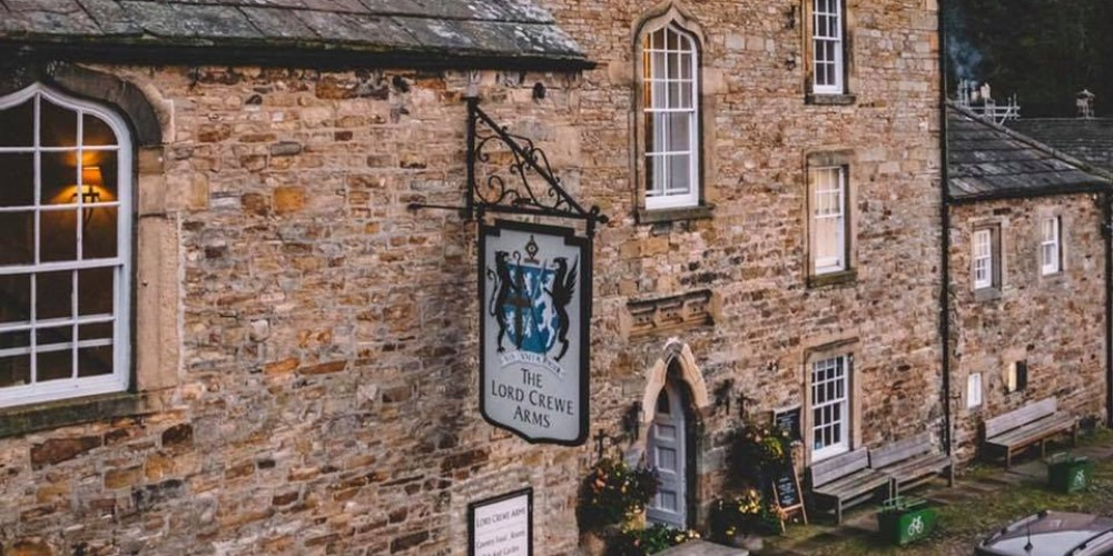 A cosy weekend at the Lord Crewe Arms, Northumberland 19