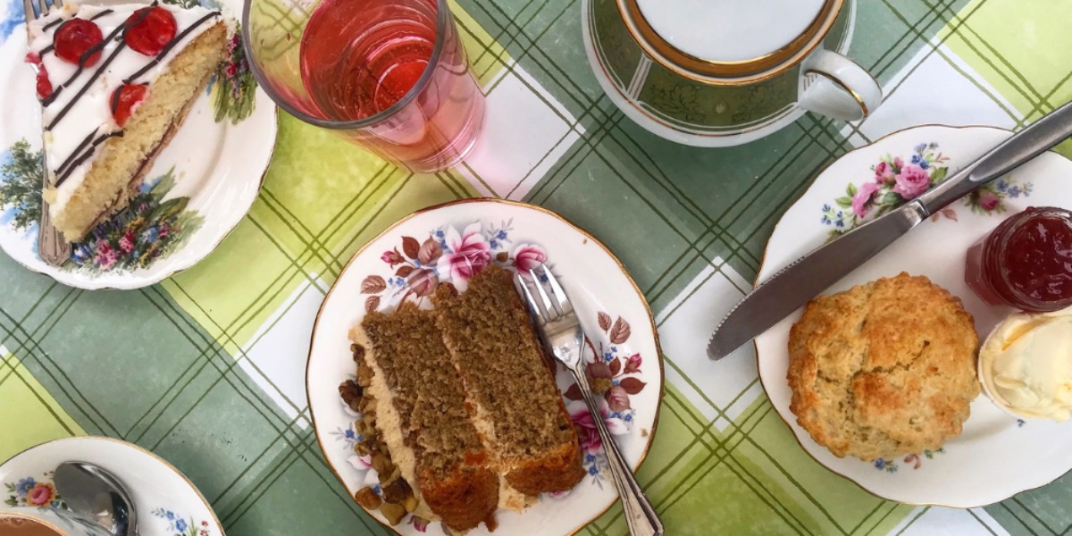 5 of the Best Places for Cake in Kent 99