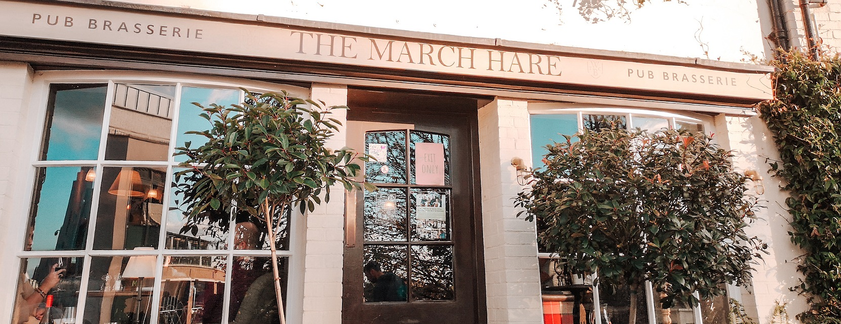 Sunday Lunch at The March Hare, Guildford 8