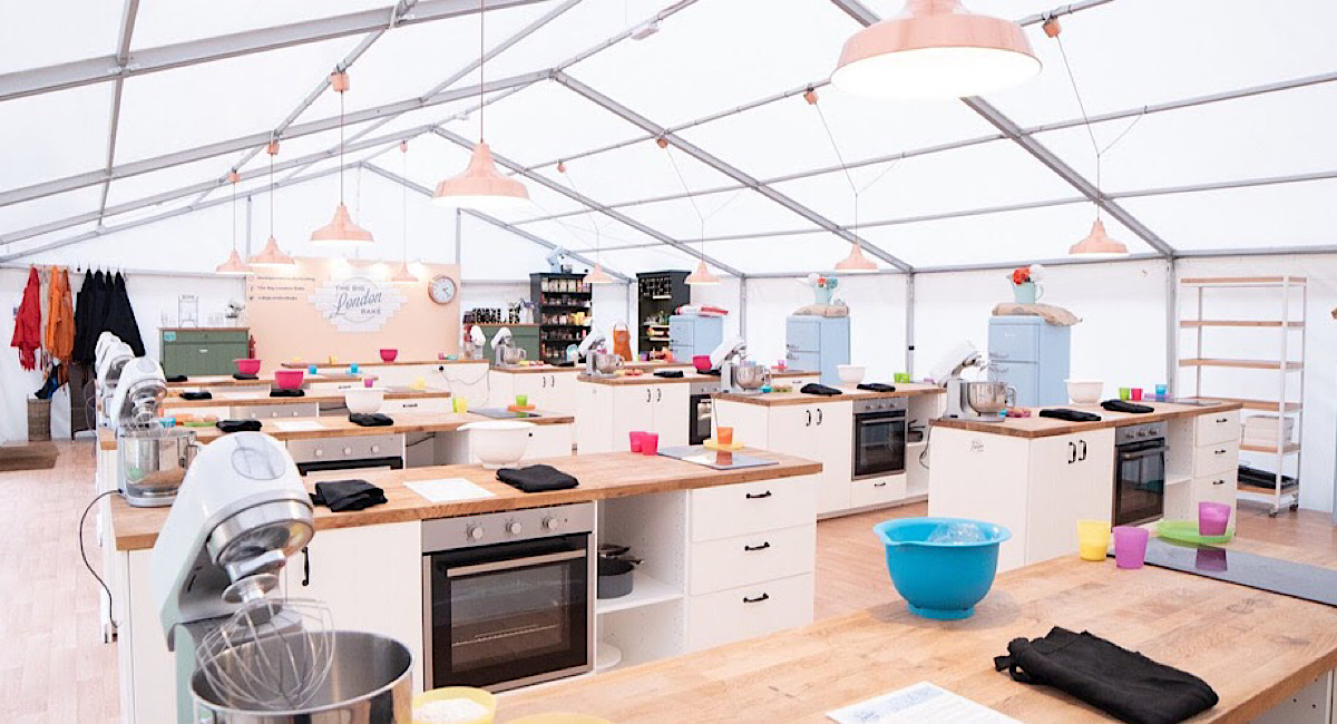 The Ultimate Bake Off Experience 16