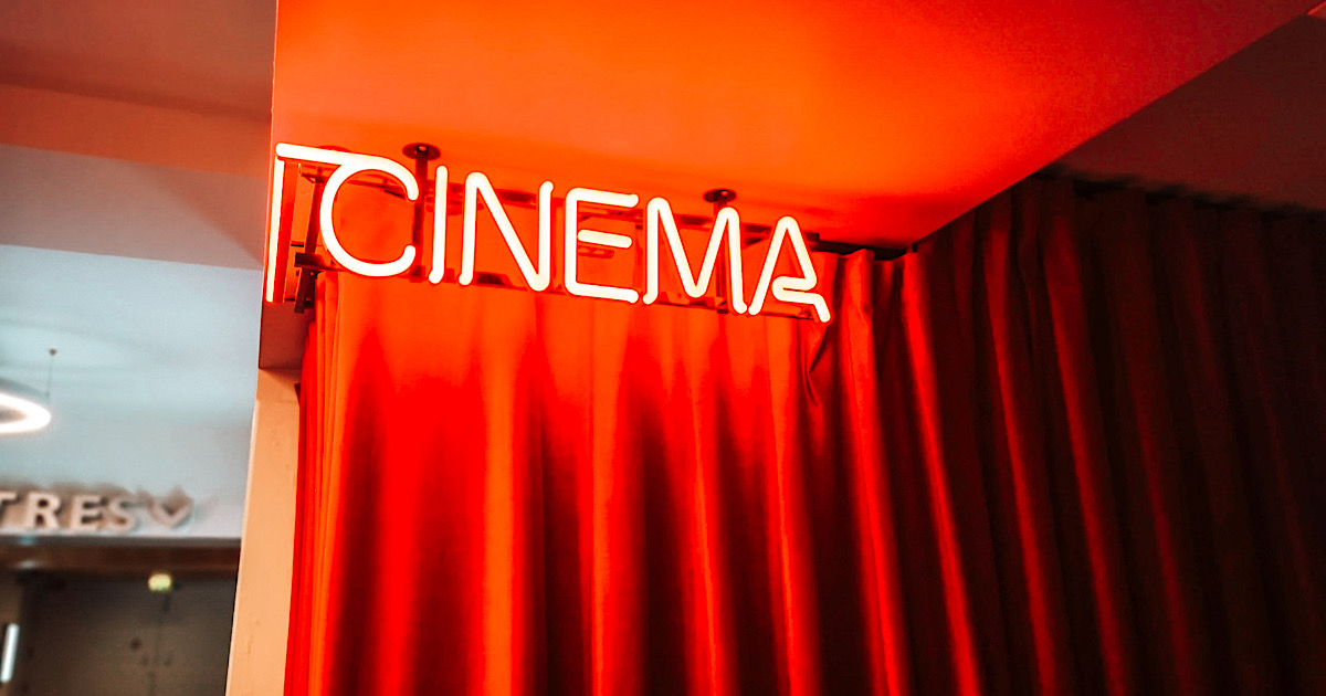 Luxury cinema now open in Woking 28