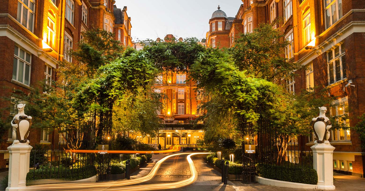 UK HOTEL REVIEW: St Ermin's Hotel London by Girl About Sussex 22