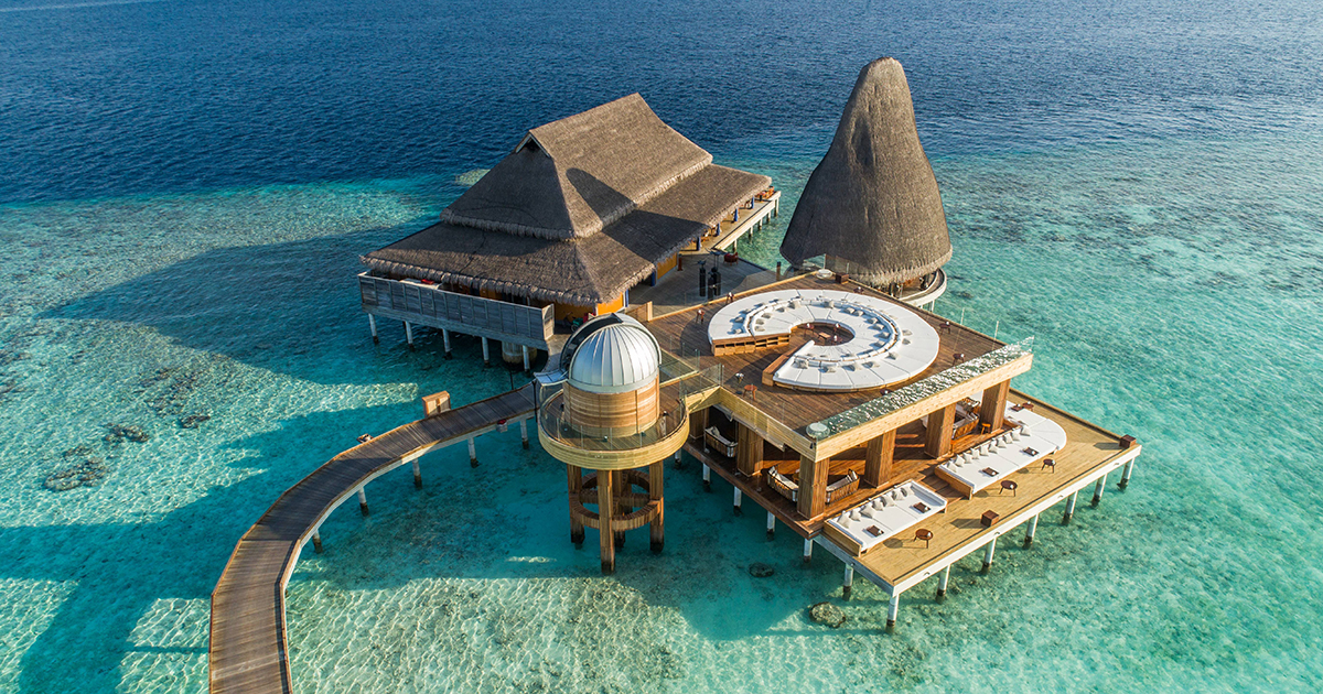 BUCKET LIST: The Maldives' resort that's best for you, whatever your holiday style 14