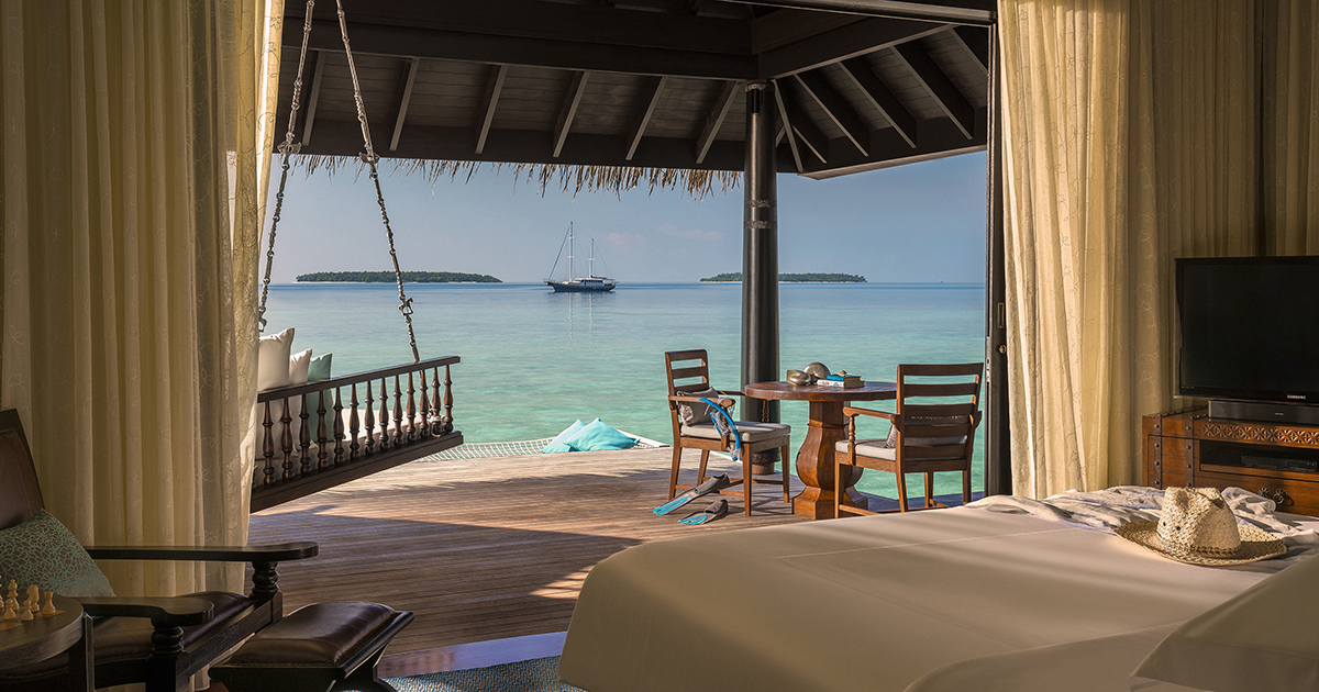 BUCKET LIST: The Maldives' resort that's best for you, whatever your holiday style 13