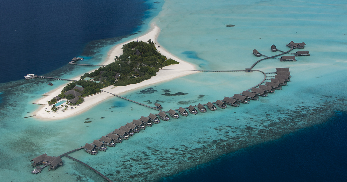 BUCKET LIST: The Maldives' resort that's best for you, whatever your holiday style 34
