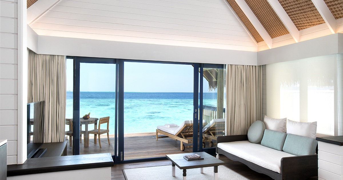 BUCKET LIST: The Maldives' resort that's best for you, whatever your holiday style 7
