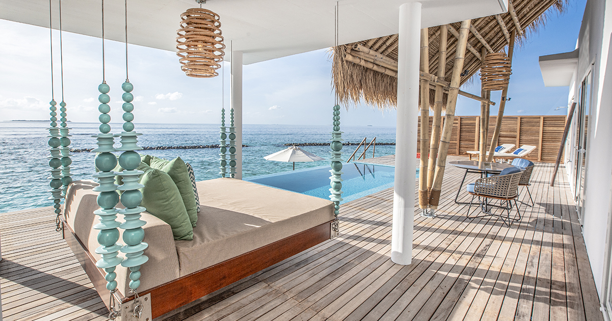 BUCKET LIST: The Maldives' resort that's best for you, whatever your holiday style 22