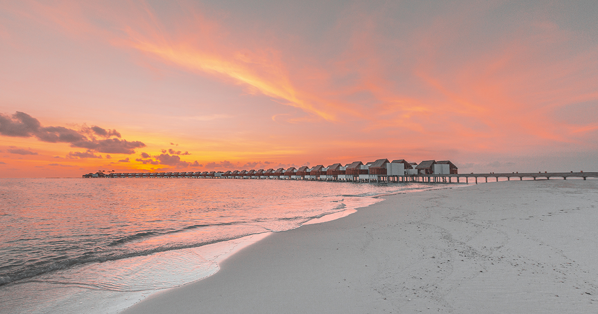 BUCKET LIST: The Maldives' resort that's best for you, whatever your holiday style 18