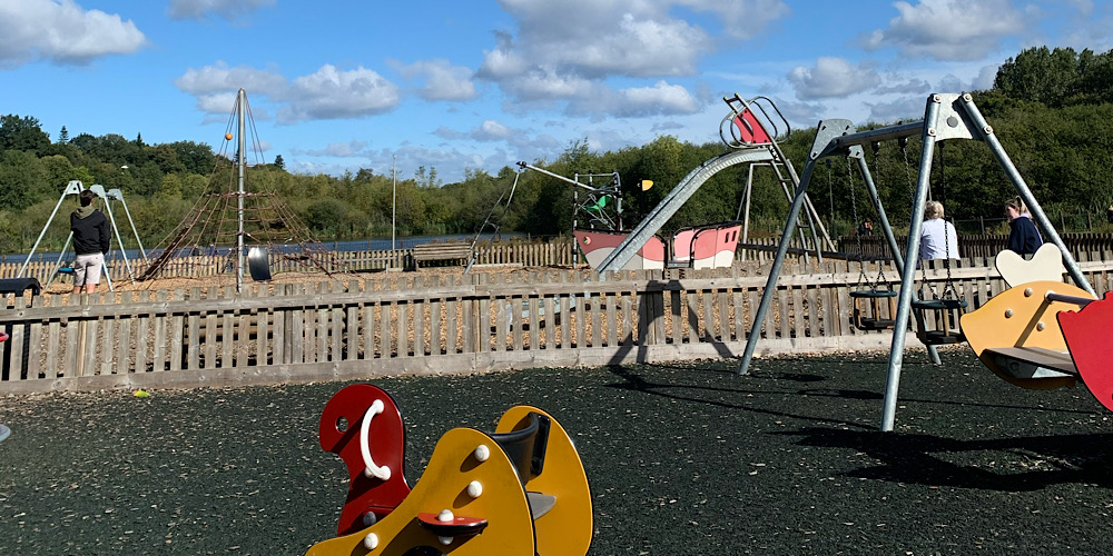 The Moor Knutsford Playground