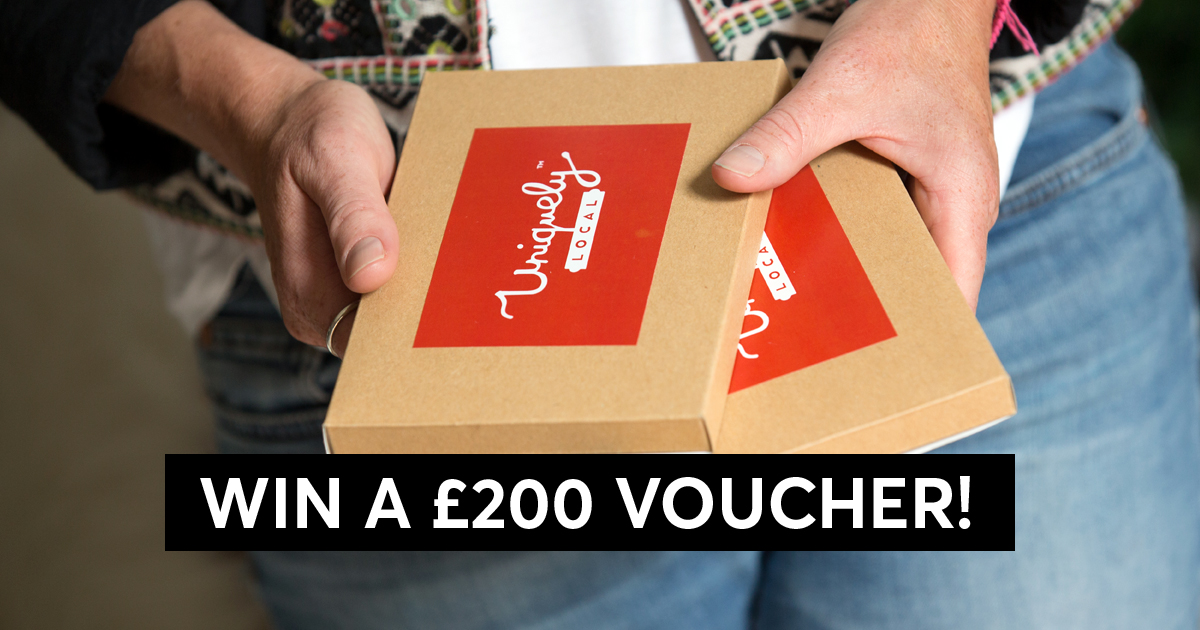 WIN a £200 voucher from Uniquely Local - give the gift of experiences this Christmas 40