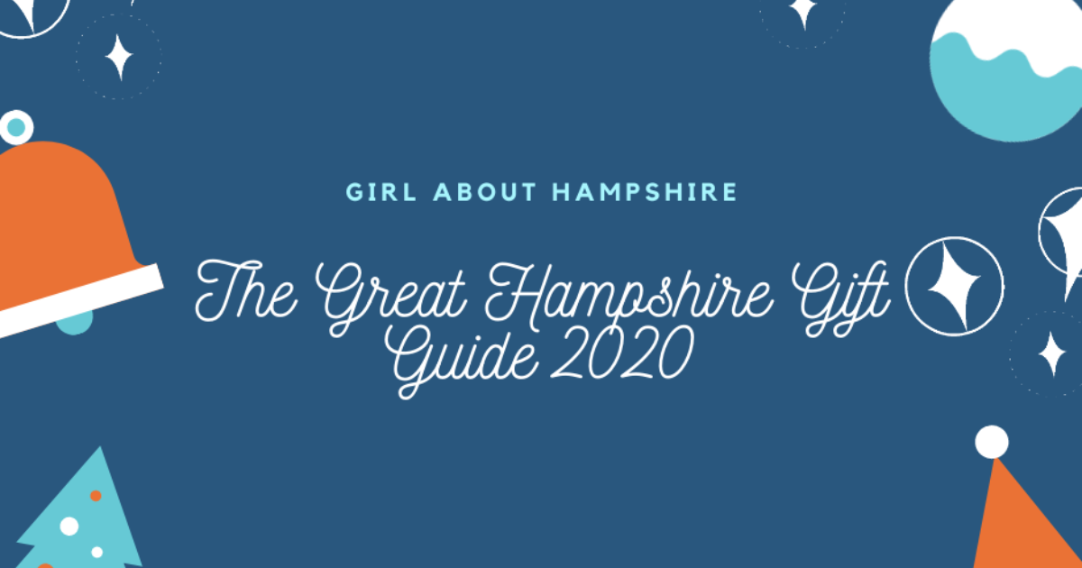 SHOP LOCAL: The Girl About Hampshire Christmas Gift Guide 2020 12