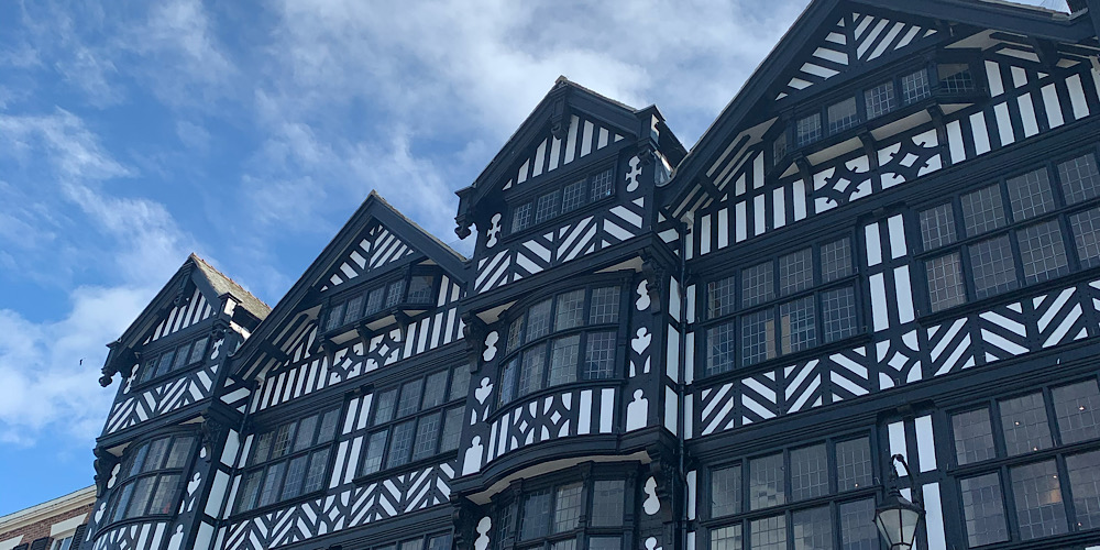 free family-friendly days out in cheshire chester rows