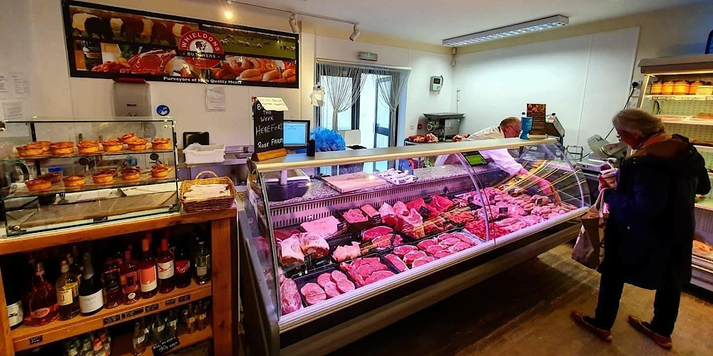 RECOMMENDATION   Billy Bob's Parlour & Diner – The Yorkshire Dales 181