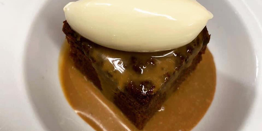 Dear Chef sticky toffee pudding