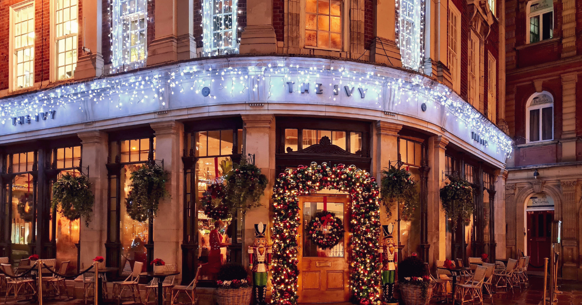 REVIEW | A Wonderful Festive Occasion at The Ivy, York 9