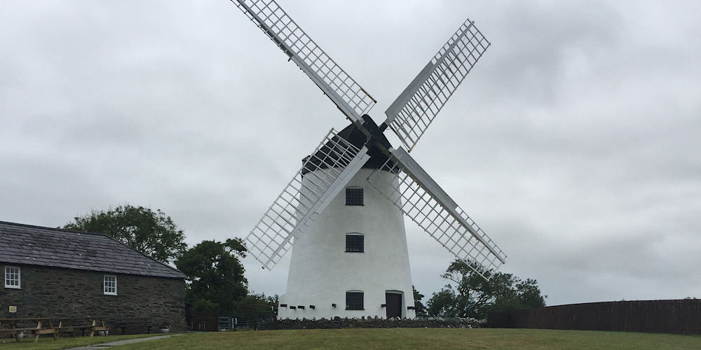 Anglesey Llynon Mill