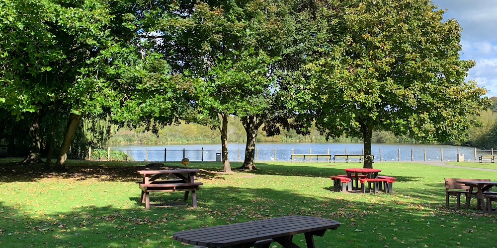 The Moor Picnic Area Knutsford