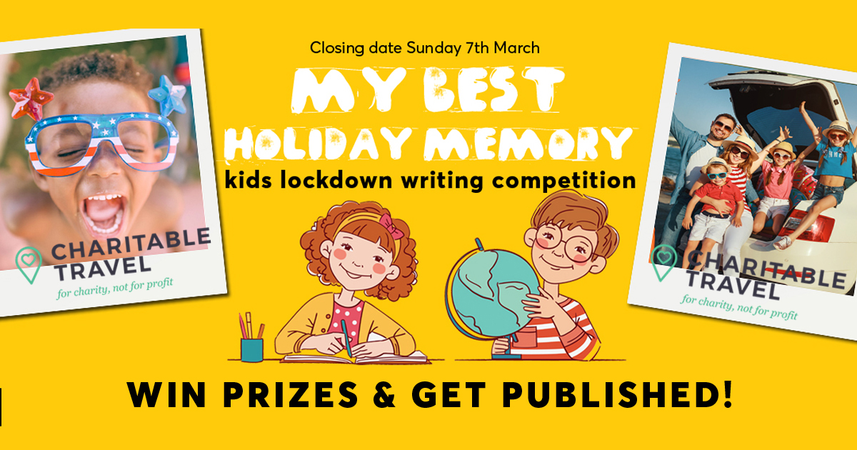 kids writing competition