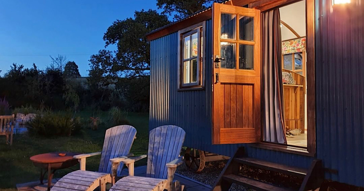 cool places to stay in Surrey