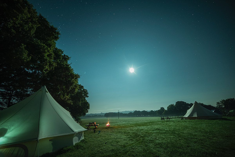 camping west sussex