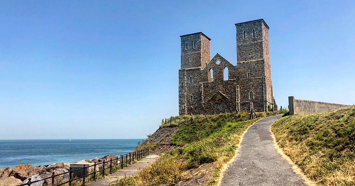 Free things to do in kent Reculver