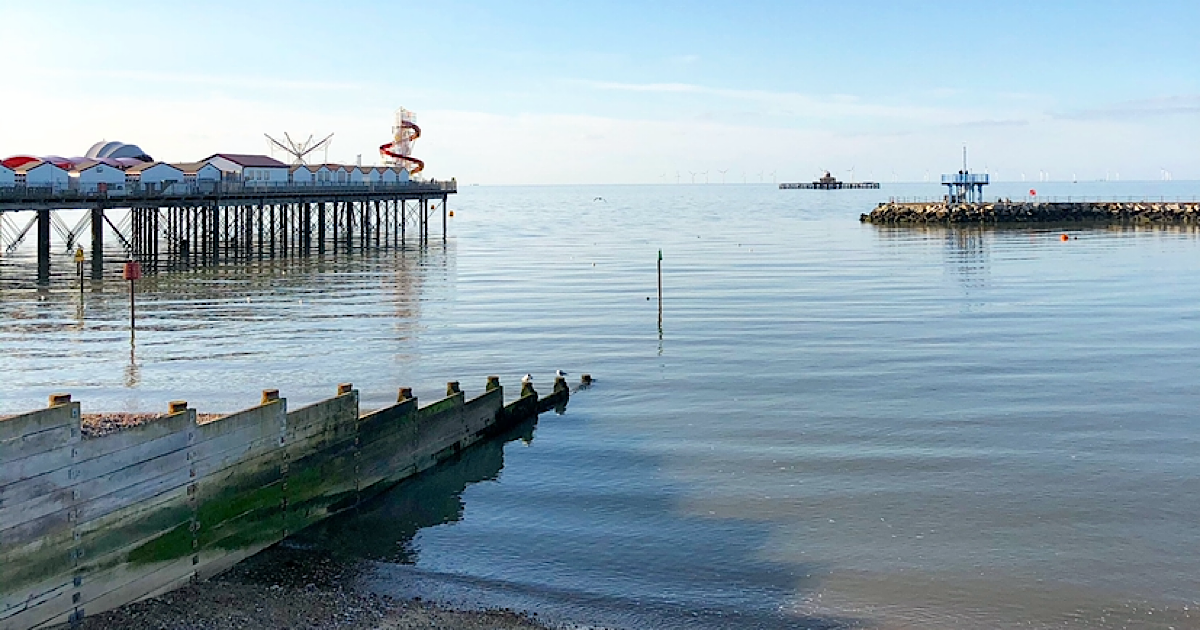 Free things to do in Kent Herne Bay Pier