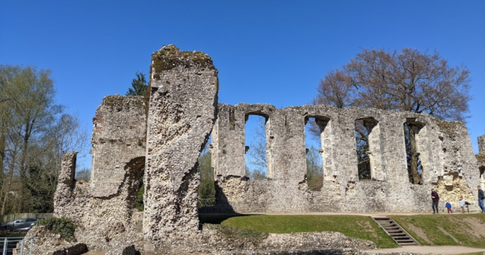 free things to do in hampshire