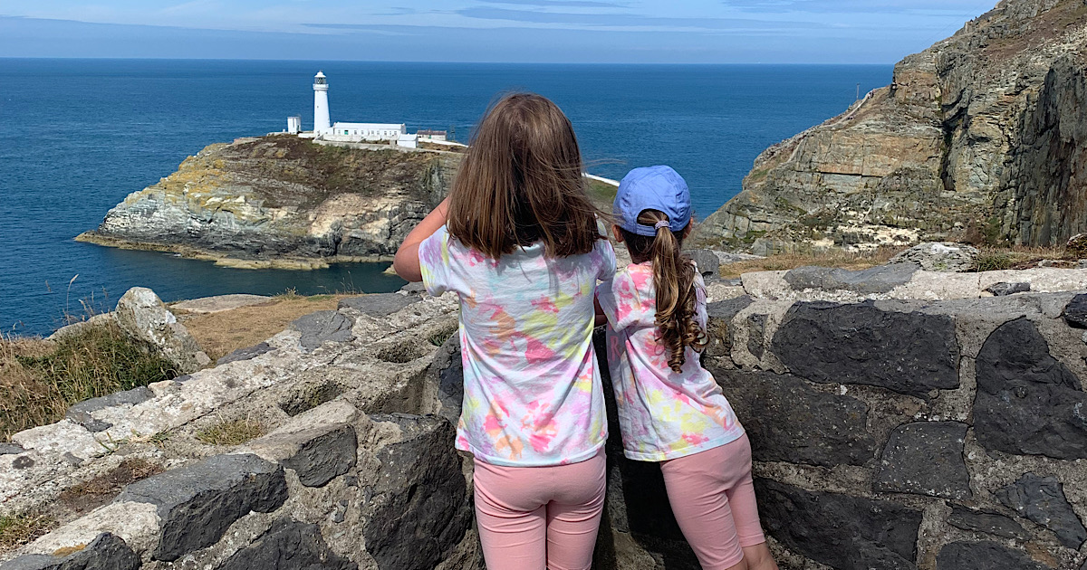 Family Days Out Anglesey South Stack