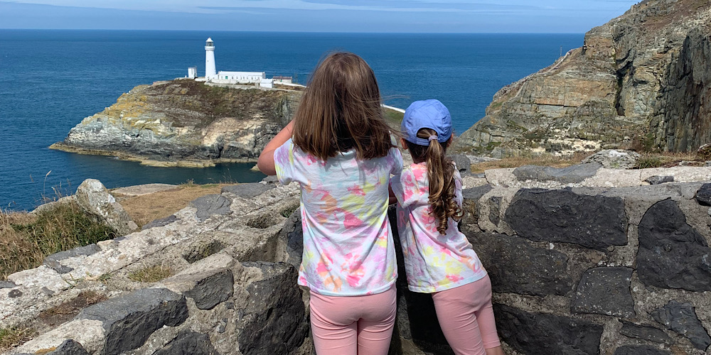 Family Days Out Anglesey South Stack 1